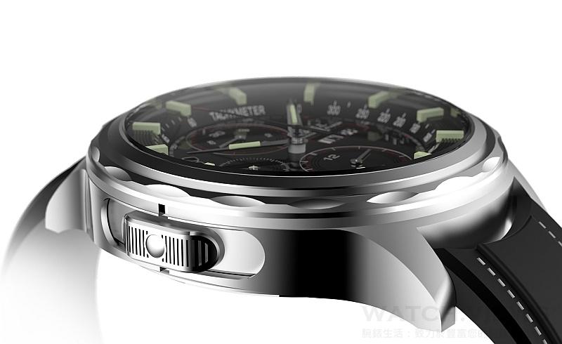 BALL Watch Engineer Master II Slide Chronograph:結合嶄新滑動計時條裝置與卓越人體工程學的革命性專利註冊計時碼錶