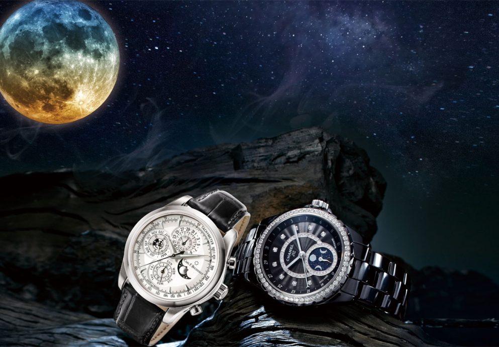 不一樣的月光:精彩月相腕錶集評(上)