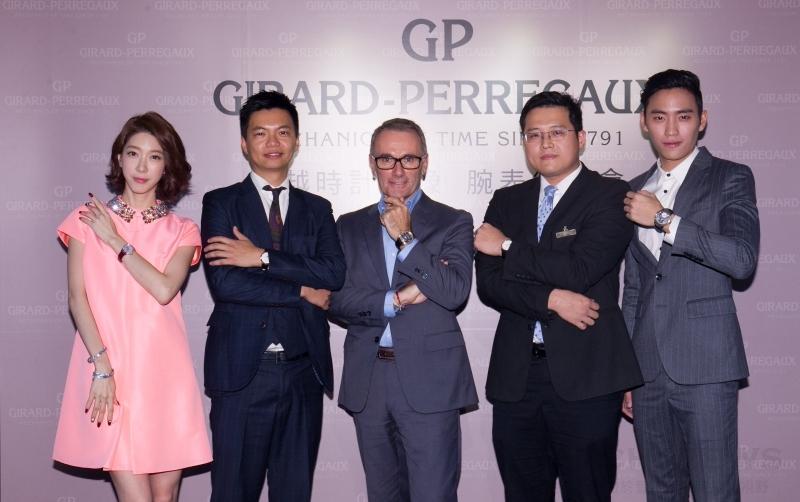 GP芝柏重返台灣市場 ,12月12日起「超越時計想像」錶展於寶鴻堂鐘表台北旗鑑店登場