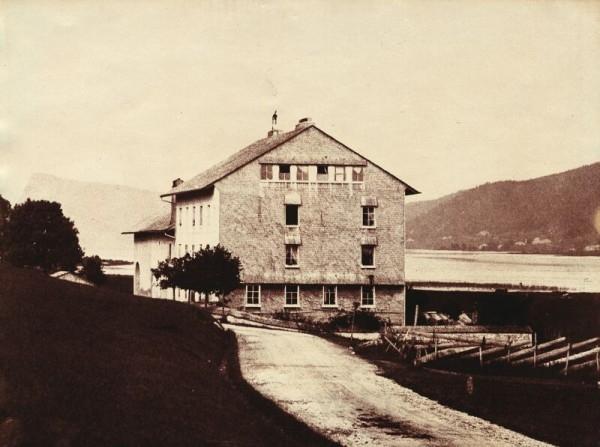 1833年創立時的積家錶廠