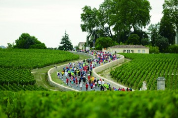 Le Marathon du Medoc 2013 -波爾多馬拉松,跑步,喝酒,享受。
