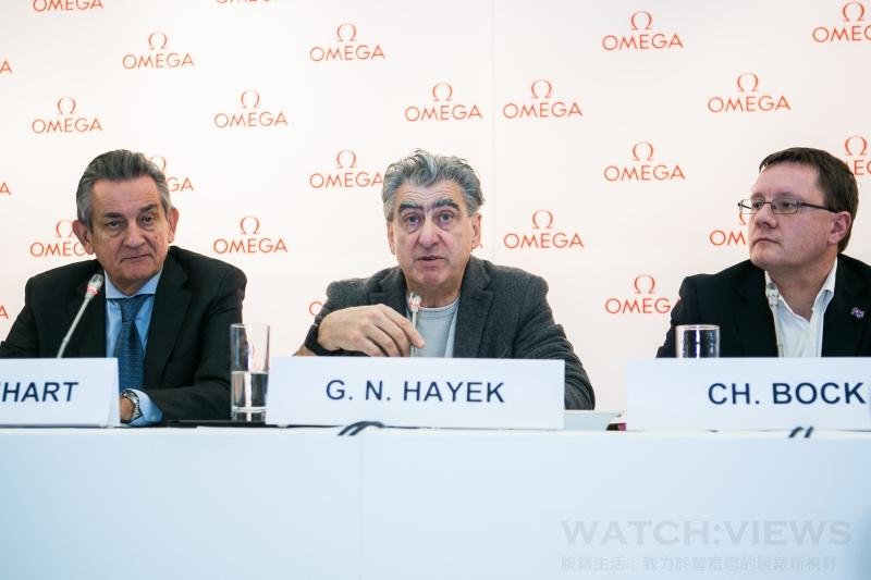 OMEGA與瑞士國家計量局(METAS)宣布全新的鐘錶認證