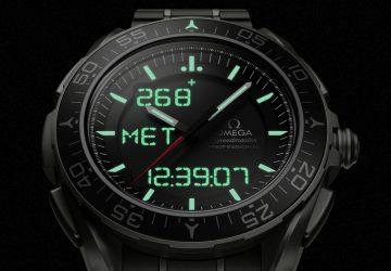 全新征服太空利器:OMEGA與歐洲太空總署(ESA)共同研發一款全新超霸計時碼錶