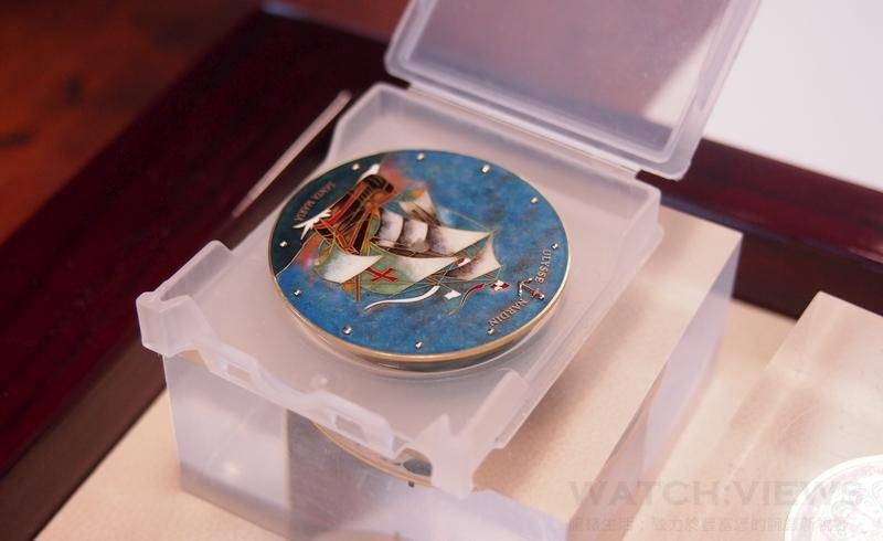 解讀光陰的藝術:雅典錶琺瑯彩繪腕錶逸品,台中天文鐘錶獨家限時展出至1月4日