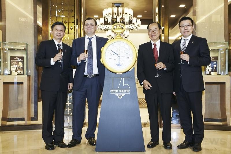跨越三世紀的日內瓦頂尖工藝再現:台北101百達翡麗最大經銷專賣店暨Ref.6002G天文陀飛輪腕錶鑑賞隆重登場