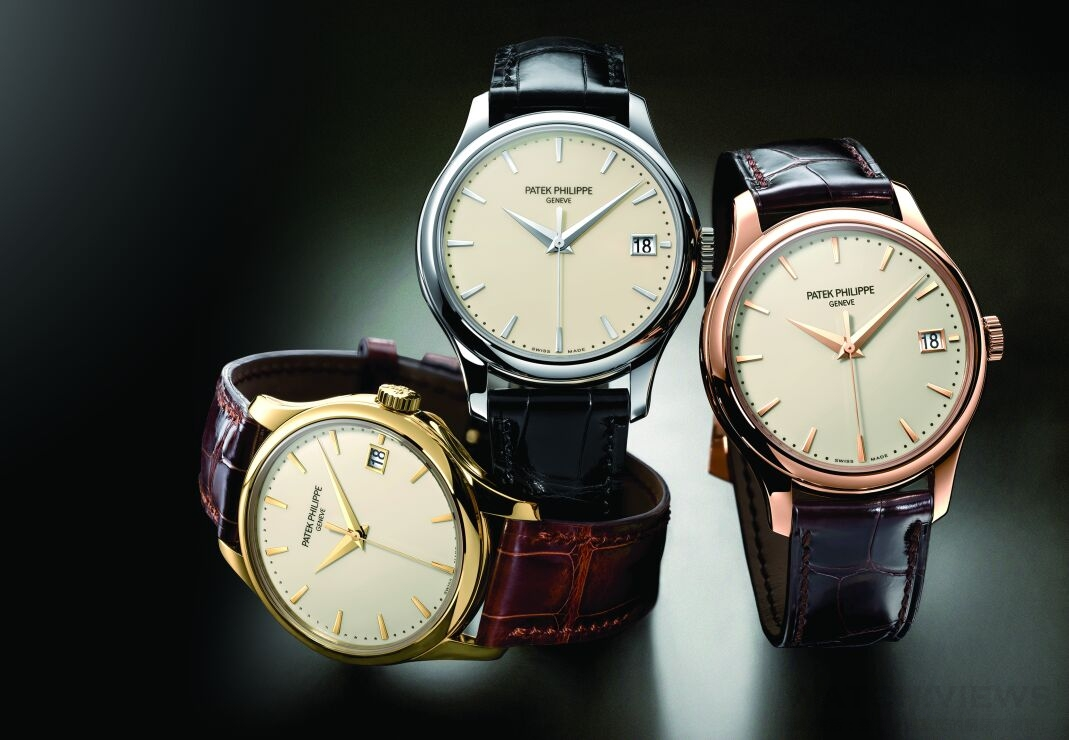 果決軍官與優雅紳士的共同選擇:百達翡麗Calatrava Ref. 5227 腕錶