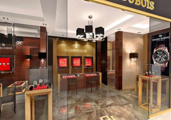全台首間ROGER DUBUIS專賣店將於12月22日正式開幕。