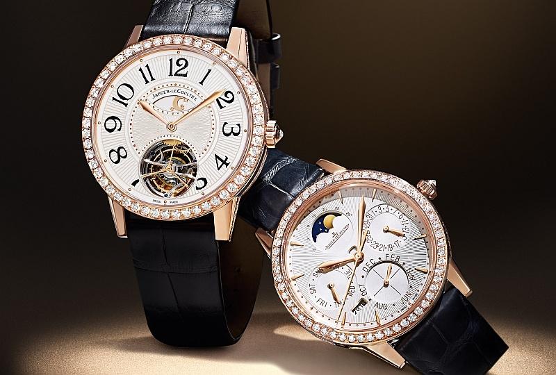 鐘錶工藝與美麗女性的浪漫相遇:積家Rendez-Vous 約會系列女裝腕錶
