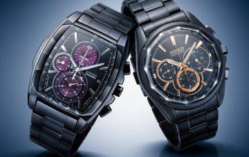 秋冬黑色新勢力:WIRED 推出2014 年全新錶款