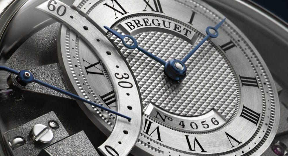 Pre-BASEL 2015 – Breguet寶璣 Tradition Automatique Seconde Rétrograde Ref. 7097逆跳秒針腕錶
