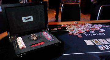 HUBLOT宇舶錶打進撲克世界,打造BIG BANG UNICO 世界撲克巡迴賽限量腕錶