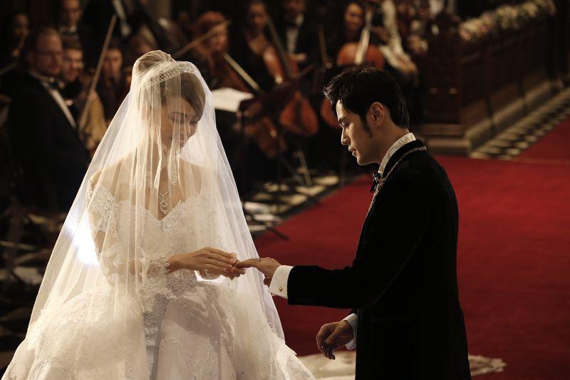 昆凌浪漫嫁周董,CHAUMET珠寶見證夢幻婚禮