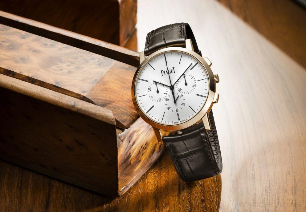 【2015 SIHH報導】Piaget Altiplano計時腕錶,以主要複雜功能締造兩項纖薄紀綠