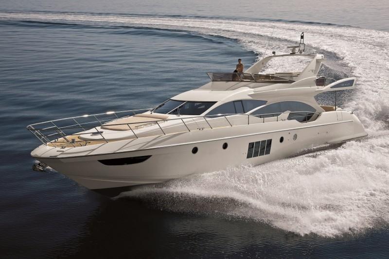 來自義大利率性紳士般優雅巨獻:Simpson Marine引進義大利夢幻遊艇Azimut 70,打造航海生活的愛好者頂級品味的奢華享受