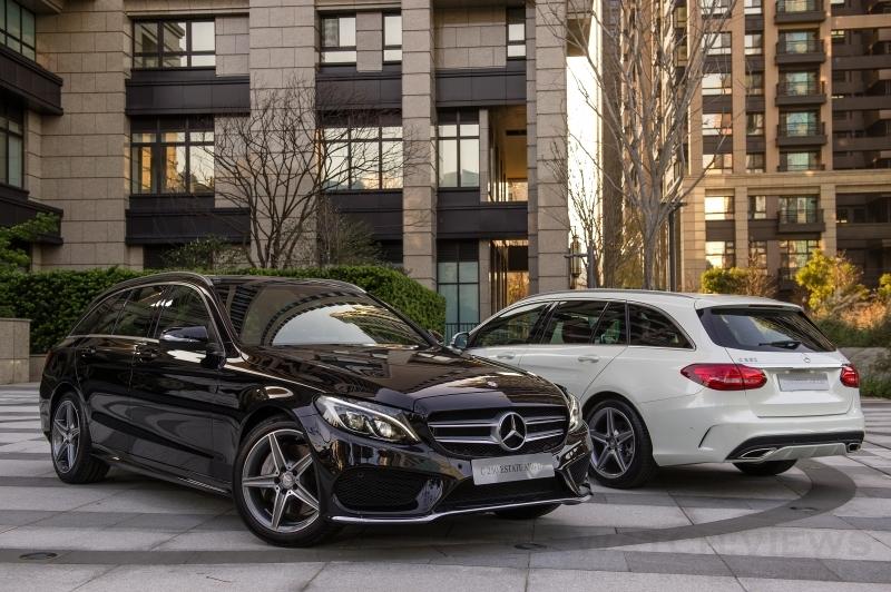 成就不容屈就:Mercedes-Benz The new C-Class Estate分享成就起點,開拓無盡可能