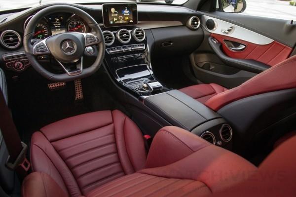 Benz C250 Estate AMG-10
