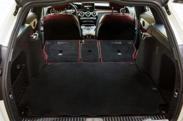 Benz C250 Estate AMG-12