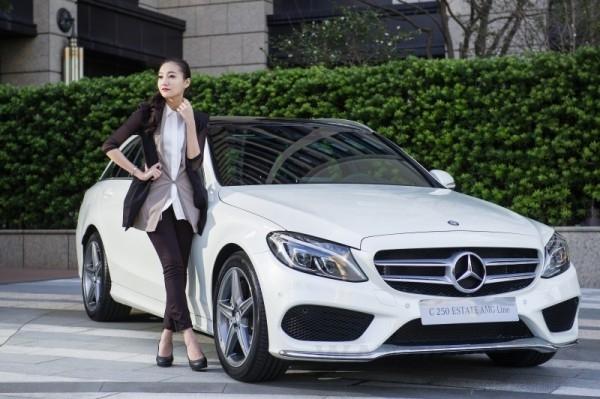 Benz C250 Estate AMG