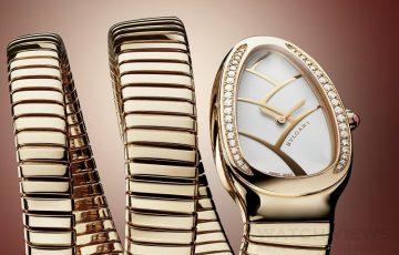 喜洋洋新年賀禮:寶格麗隆重鉅獻 Serpenti Tubogas腕錶2015新年限定款