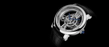 卡地亞天體運轉式陀飛輪鏤空腕錶Rotonde de Cartier Astrotiurbillon Skeleton