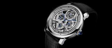 史上最複雜的卡地亞腕錶:Rotonde de Cartier大型複雜功能腕錶