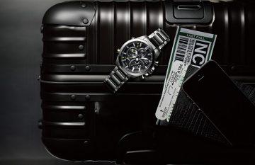 同步全球300城市時間:Casio Edifice EQB-500智慧藍牙指針錶款備有雙錶盤,輕鬆掌握兩地時間