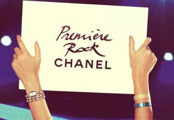 品牌經典‧現代完美演義:CHANEL PREMIÈRE ROCK腕錶系列
