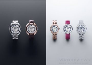 Simple Is An Art:卡地亞全新Clé de Cartier系列腕錶