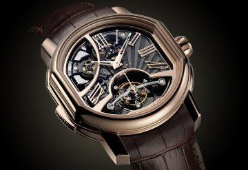 亨得利三寶名錶改裝落成,高級複雜功能腕錶展即日起至1月25日隆重登場
