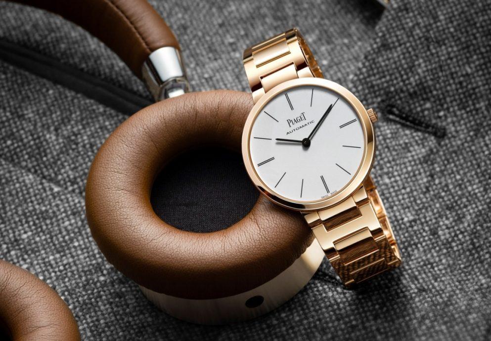 【2015 SIHH報導】時尚都會風格的代表:Piaget Altiplano金質鏈帶系列