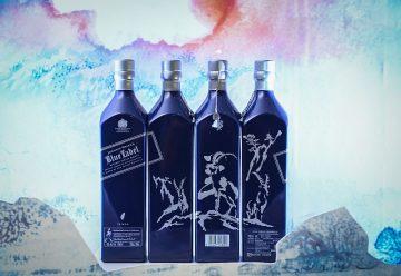 如羊越千山征天下,如魚舞水繪圓融:JOHNNIE WALKER頂級威士忌系列風雅鉅獻,開啟富貴祥瑞新年
