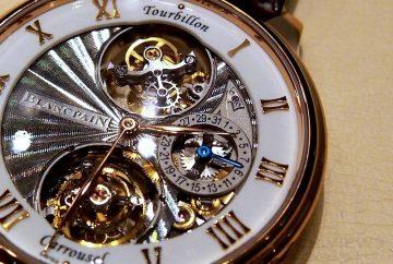 Blancpain 101專賣店全新開幕,錶款點兵