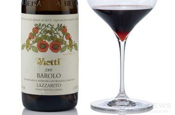 Barolo. The wine of kings;the king of wines.──Vietti Barolo Lazzarito 2005