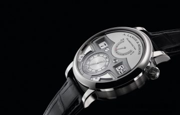 時間的新聲音:朗格推出首款配備十進制三問報時的Zeitwerk Minute Repeater三問錶