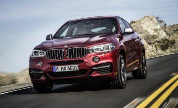 我俯瞰、你仰望:全新BMW X6豪華休旅跑車 磅礡登場