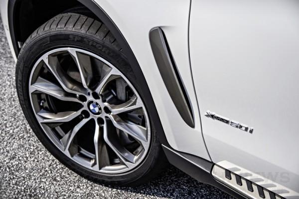 BMW X6 xDrive50i-Design Pure Extravagance-