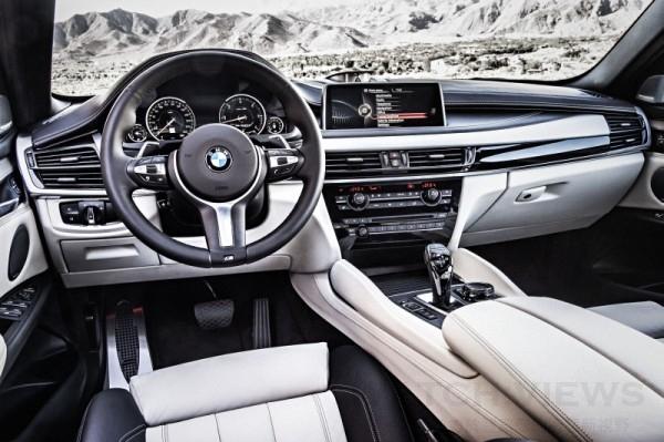 全新BMW X6內裝加裝Design Pure Extravagance風格套件
