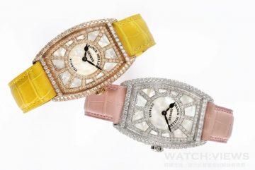 頂級腕錶品牌FRANCK MULLER璀璨珠寶腕錶展覽,於台北慎昌鐘錶忠孝店耀眼登場