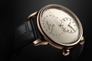 【2015 Pre-Basel報導】Jaquet Droz雅克德羅以跳秒大秒針Grande Seconde Deadbeat腕錶向輝煌啟蒙時代致敬