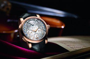 雅典Ulysse Nardin杜拜專賣店開幕,並發表2015 巴塞爾錶展全新錶款─Vivaldi韋瓦第音樂腕錶