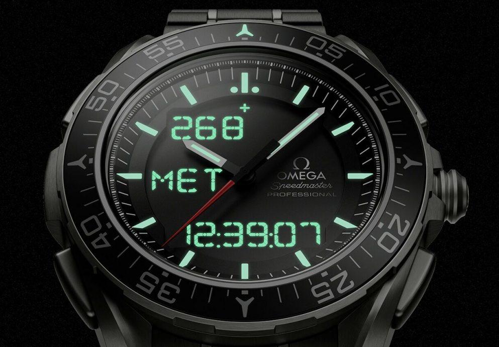 OMEGA以全新超霸 Skywalker X-33「太陽能飛行計畫」限量版腕錶支持太陽能飛行計畫