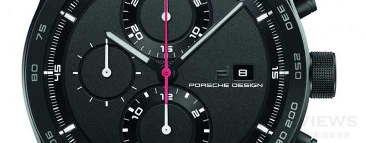 【2015 Pre-Basel報導】Porsche Design Chronotimer Series 1