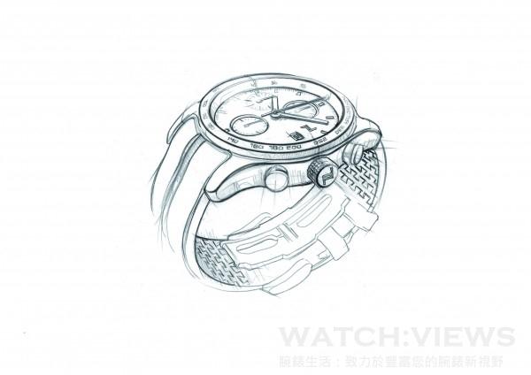 Sketch_Timepiece_No1