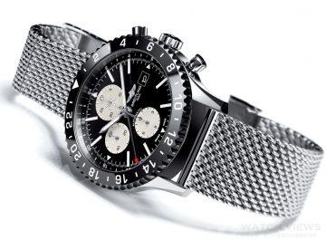【2015 Pre-Basel報導】Breitling Chronoliner Flight Captain Chronograph 正規的機長專用腕錶
