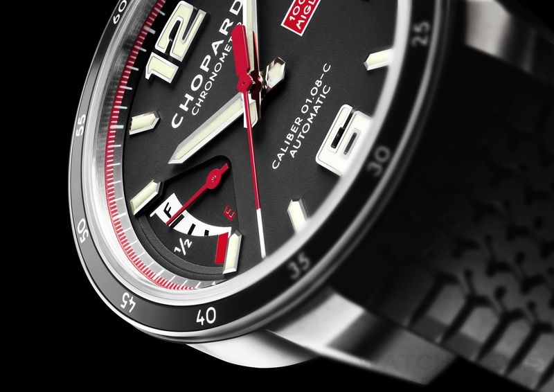 【2015 Pre-Basel報導】優雅賽車典範  蕭邦Mille Miglia GTS Power Control腕錶