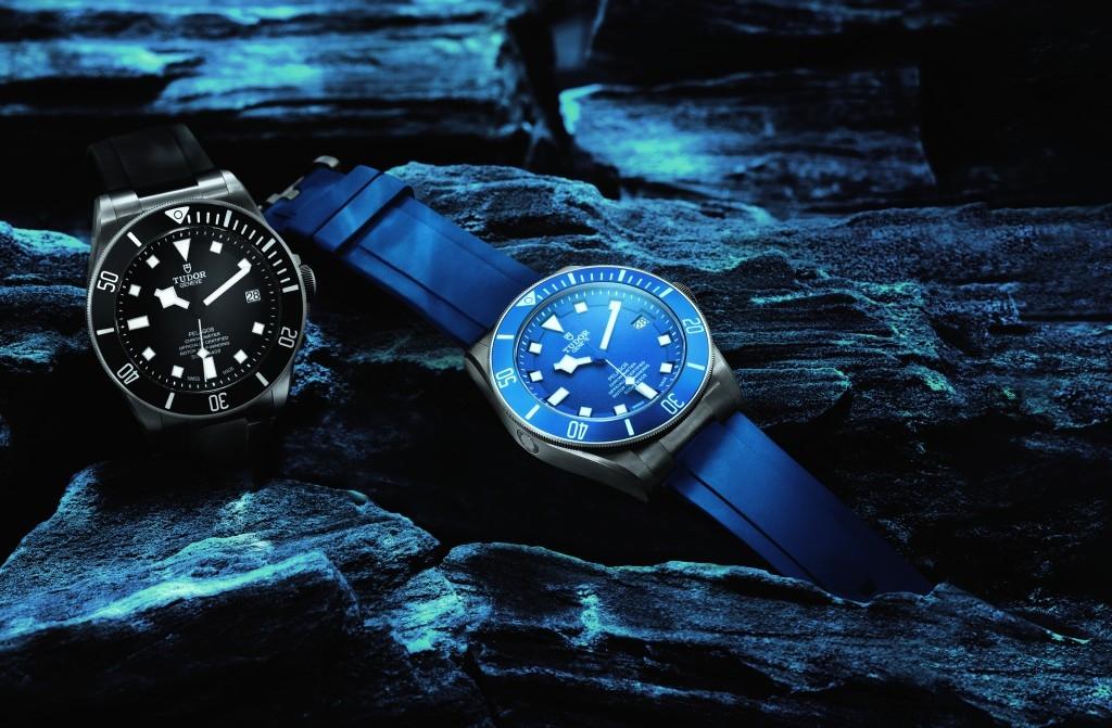 【2015 Basel錶展報導】帝舵表發表全新Pelagos領潛型腕錶,搭載品牌首枚自製MT5621 自動上鍊機芯