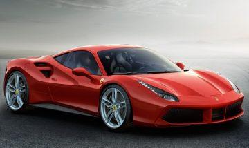 極致駕馭樂趣:Ferrari 法拉利488 GTB 全球首發 日內瓦車展亮相
