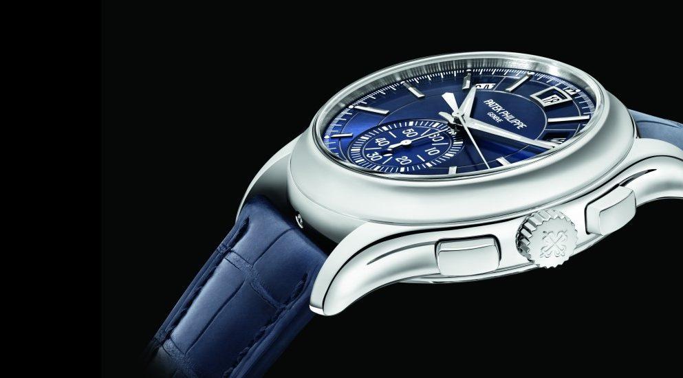 煥然一新的經典錶款:百達翡麗年曆計時碼錶 Ref. 5905P