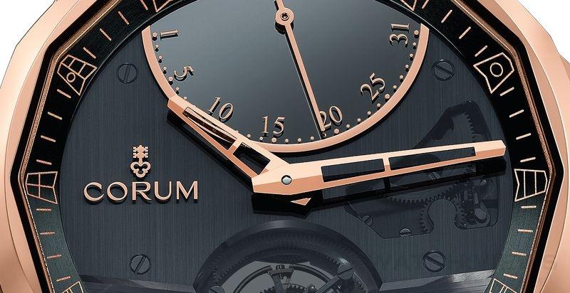 【2015 Pre-Basel報導】海軍上將杯Legend 42飛行陀飛輪腕錶