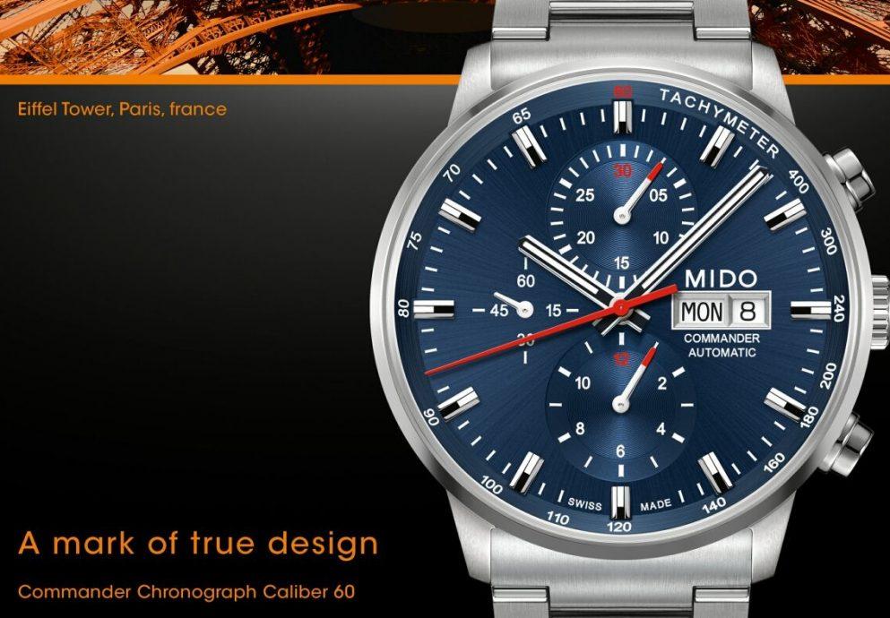 【2015 Basel錶展報導】MIDO傳承經典,融合當代美學;突破革新,創新搭載技術機芯